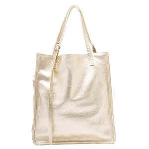 London Gold Tote