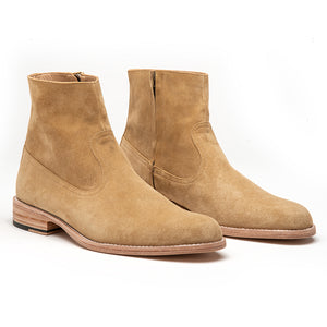 Men's Tan Suede Boswell Boot
