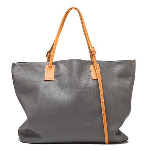 LAX Grey / Brown Tote