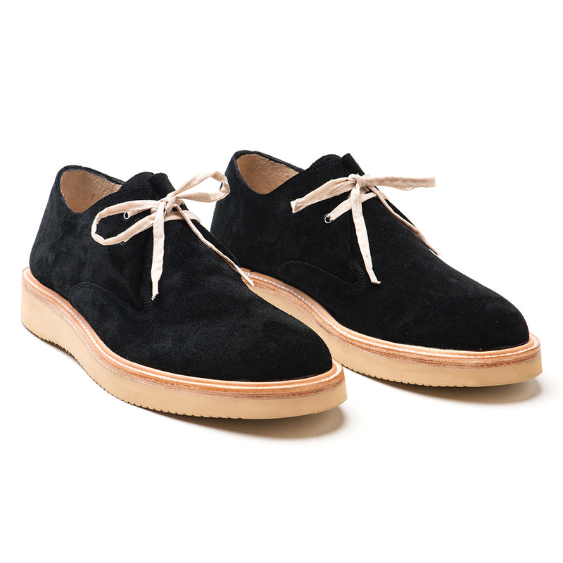 Black Dandy Mens Shoe