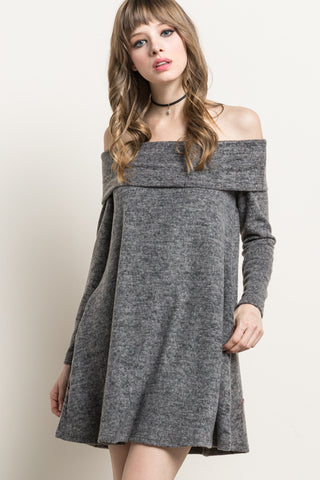 Cozy Up Sweater Dress