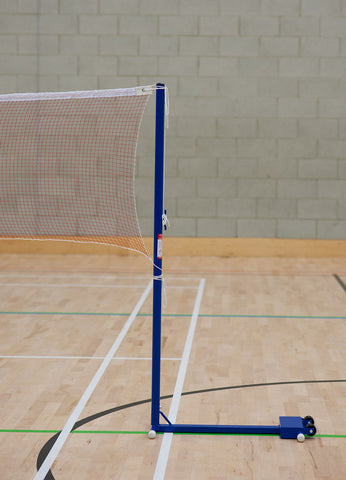 Club / School Wheelaway Training Badminton Posts