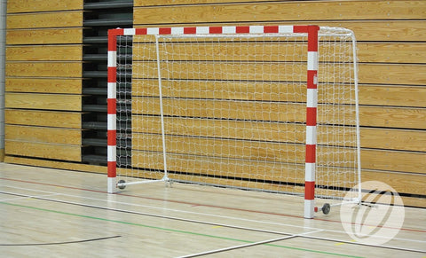 Harrod Steel Folding Handball Goals With Nets