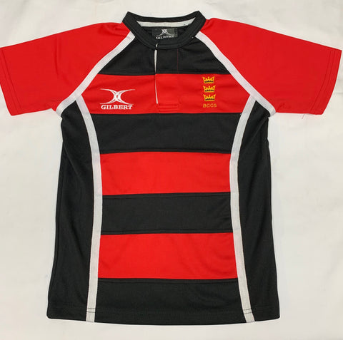 Games Hooped Rugby Shirt (Outdoor PE) (BCCS)
