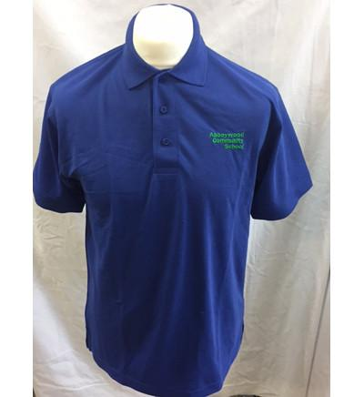 Royal Polo Shirt - Years 9, 10 and 11 (AWS)