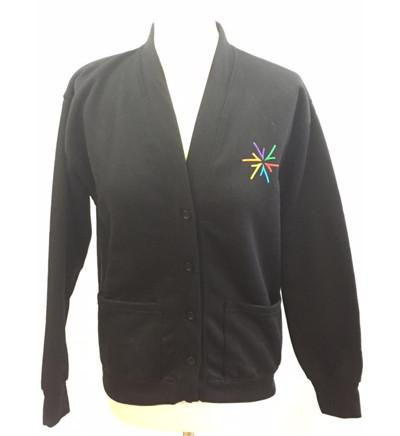 Black Cardigan (AWS)