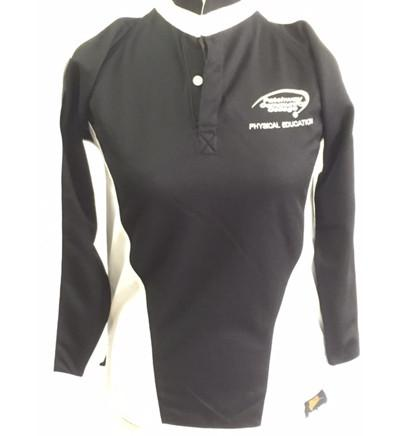 Embroidered Rugby Shirt (PCC)