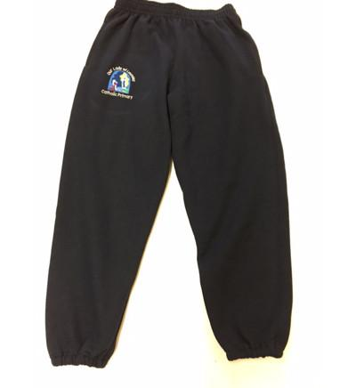 Navy Fleece Jogging Bottoms (OLOL)