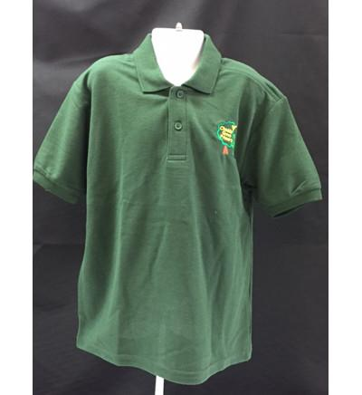 Bottle Embroidered Polo Shirt (CGS)
