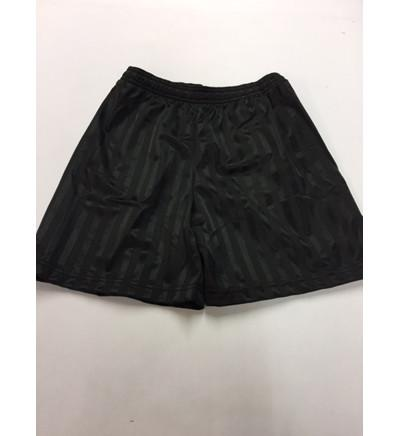 Plain Black Shorts (CGS)