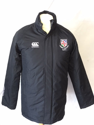 Canterbury Stadium Jacket (CVRFC)
