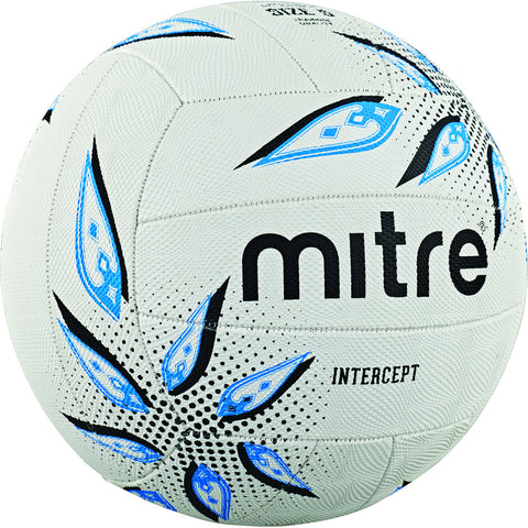 Mitre Intercept Netball (Pack of Ten)