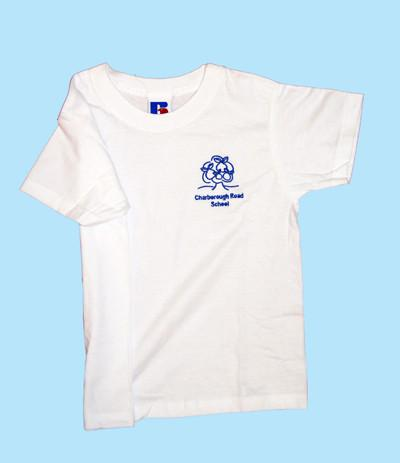 PE T-Shirt Embroidered (CRS)
