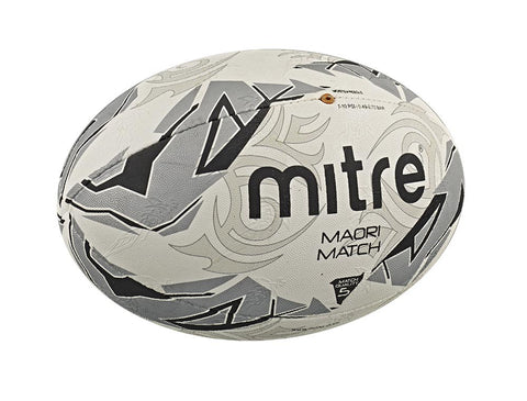 Mitre Maori Entry Level Match Rugby Ball