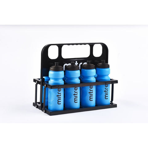 Mitre Water Bottles and Crate (Pack of Eight)