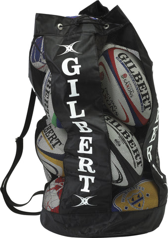 Gilbert Rugby Breathable Ball Sack