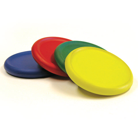 Skinned flying discs (Pack of Four)
