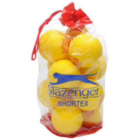 Slazenger Shortex Foam Ball (Bag Of 12)