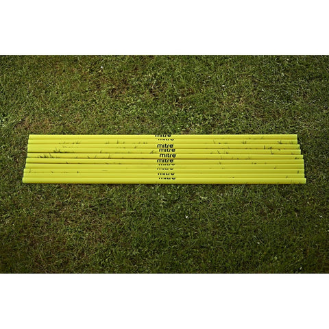 10 Mitre Super Space Marker Poles