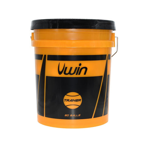 Tub of Uwin Practice Tennis balls