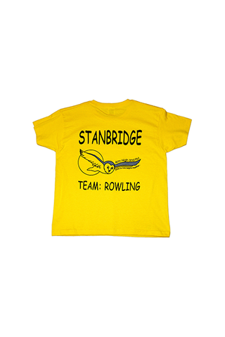 T Shirt Yellow (Rowling) (SS)