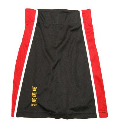 Falcon Red/Black Skort (Indoor PE) (BCCS)