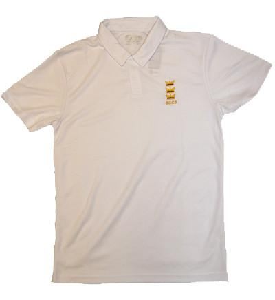 White Performance PE / Cricket Shirt (BCCS)