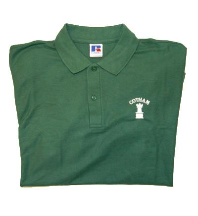 Key Stage 4 Bottle Embroidered Polo Shirt (CS)
