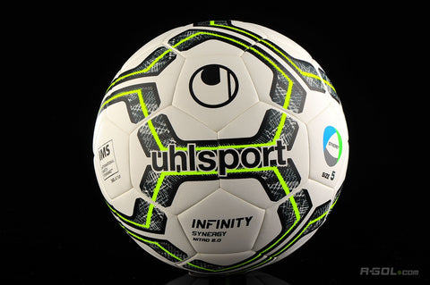 Uhlsport Infinity Synergy Nitro 2.0 Match Training Football (Pack of Five)