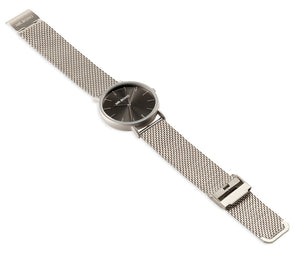 Metallic Classic Iron Rutenio Watch