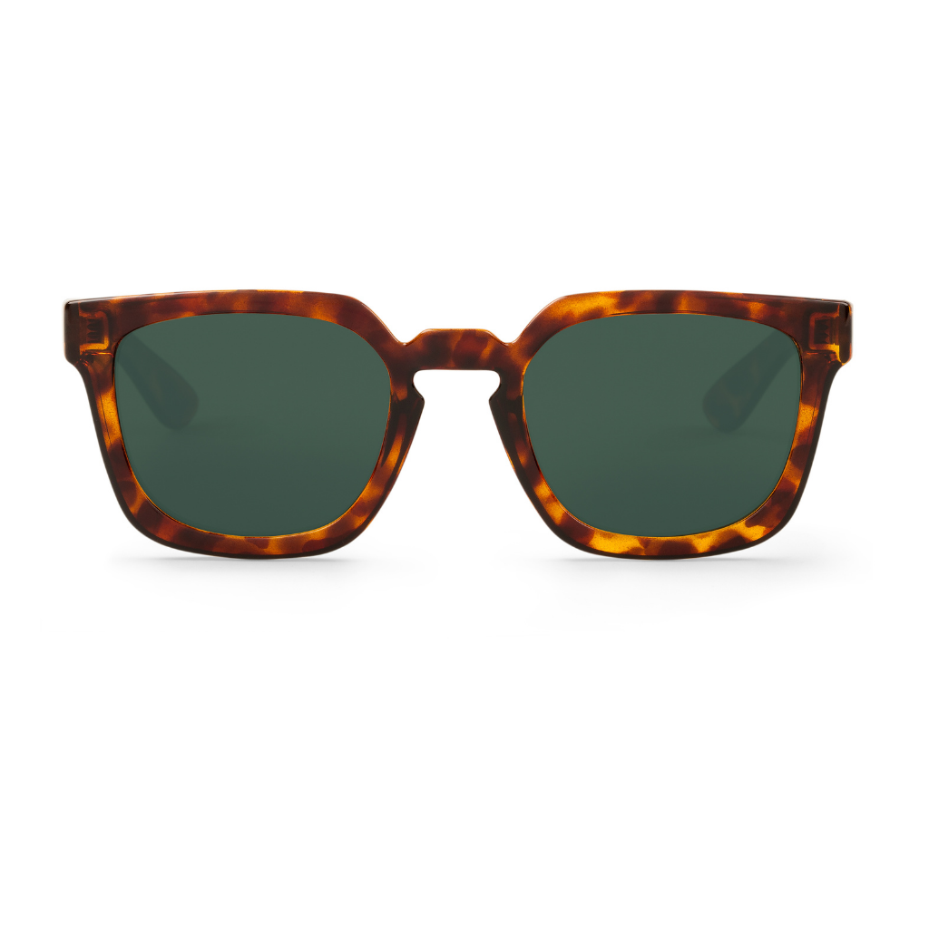 Salesas Cheetah Tortoise Sunglasses