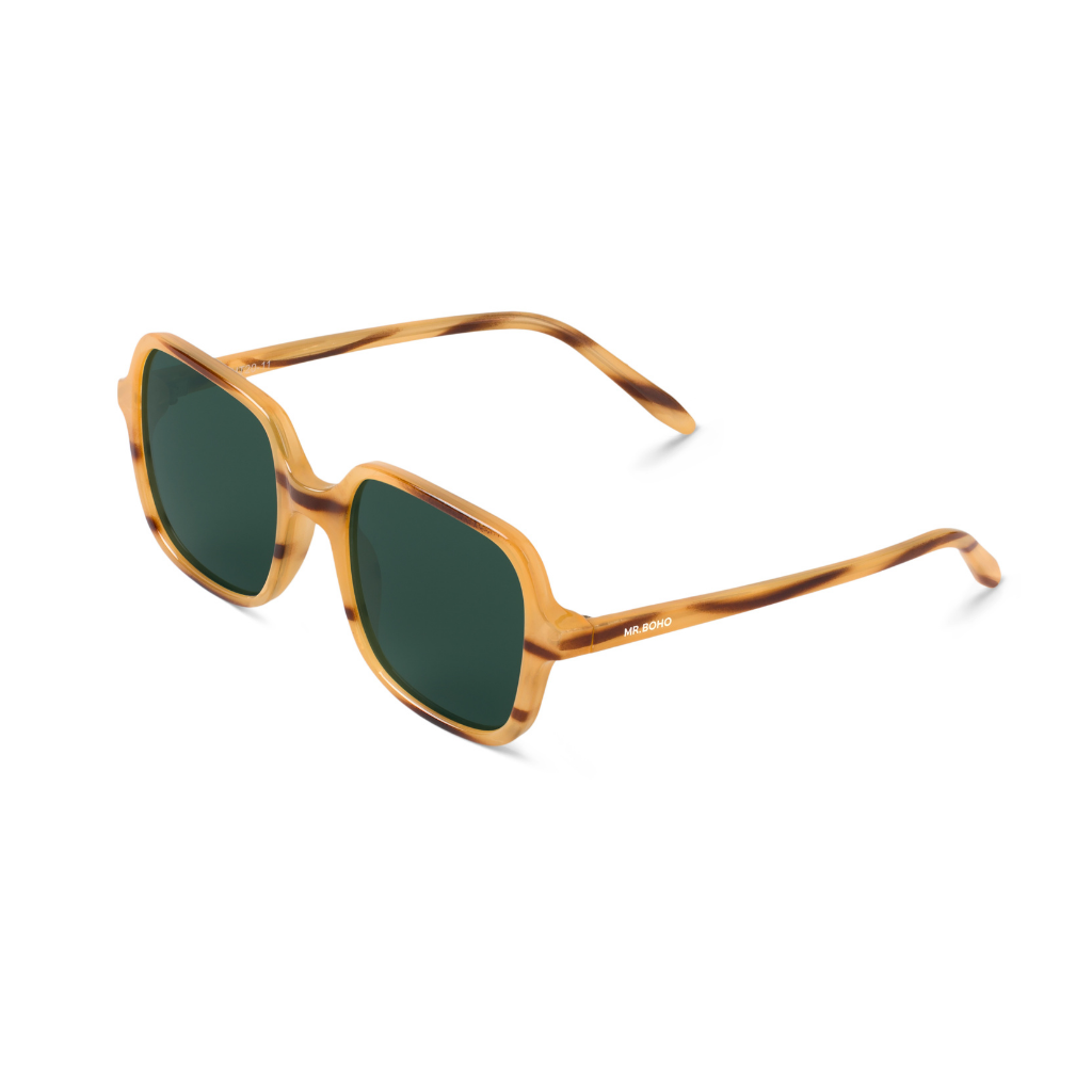 Belleville Organic Stipe Sunglasses