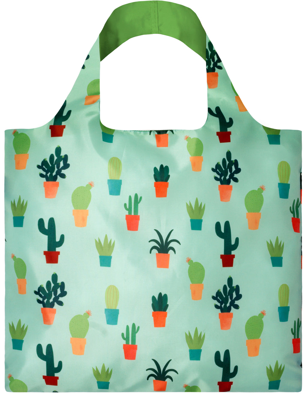 LOQI Cactus Shopping Bag