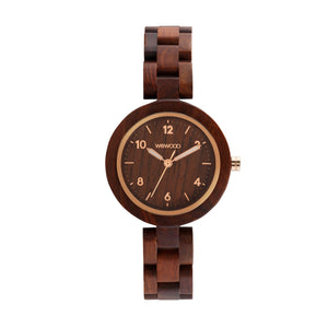 Daphne Wood Watch - Best Seller