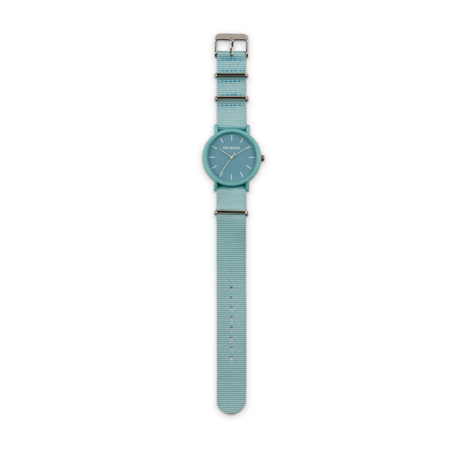 Gomato Blue Watch