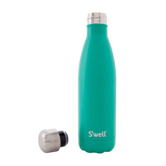 S'well - Satin Collection Insulated Bottle - Eucalyptus