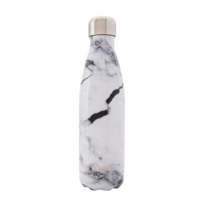 S'well - Elements Collection Insulated Bottle - White Marble