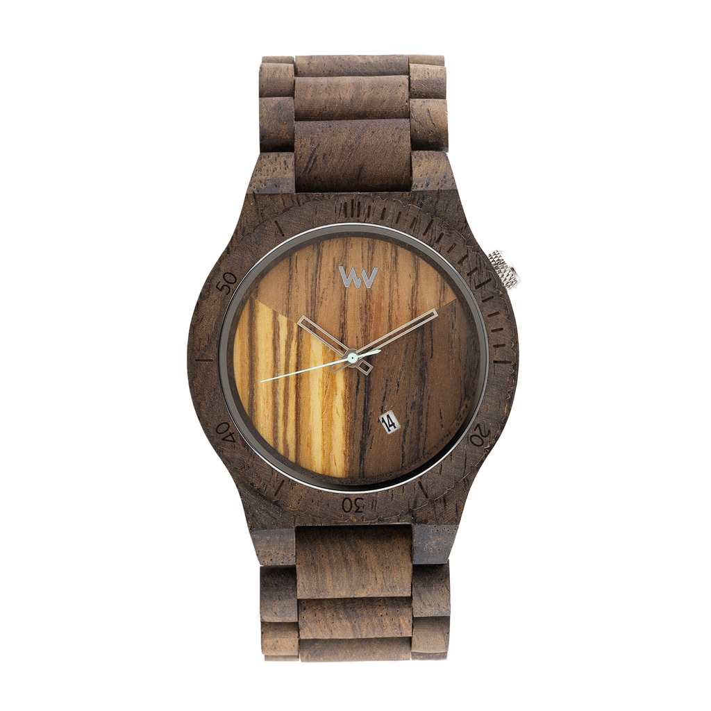 Assunt Multimaterial Wood - WeWood Mens Casual Watch