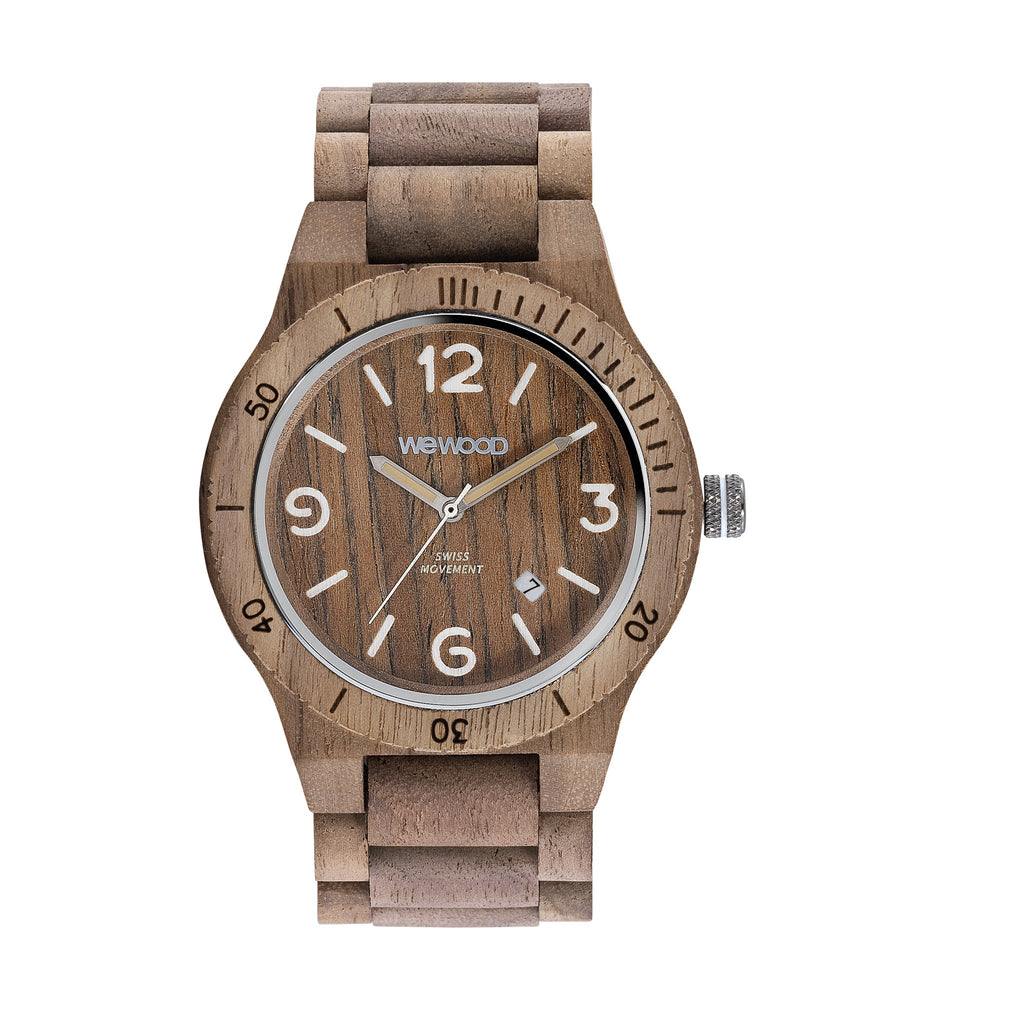 Alpha SW Wood - WeWood Mens Casual Watch