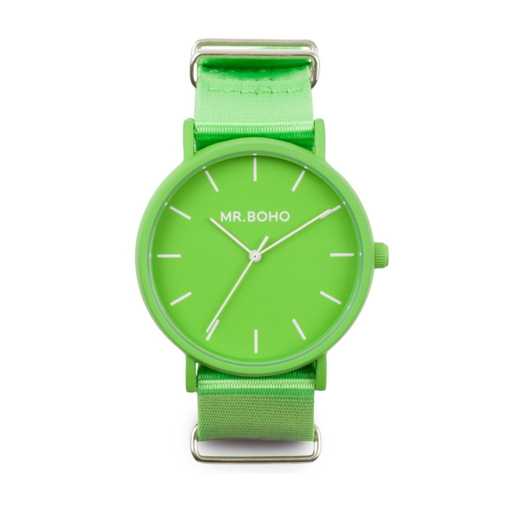 Gomato Greenery Watch