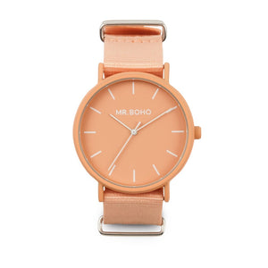 Gomato Peach Watch