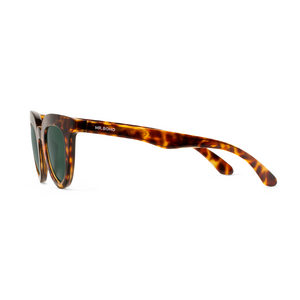 Hayes Cheetah Tortoise Sunglasses