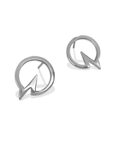 Load image into Gallery viewer, Heartbeat Earrings - Silver