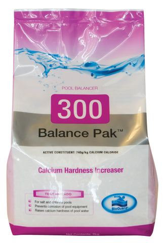 Bioguard Balance Pak 300 2kg Calcium Hardness Increaser