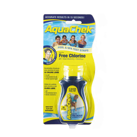 Aquacheck Swimming Pool Test Strips