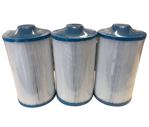 Vortex Spa Filter Threaded - Set of 3