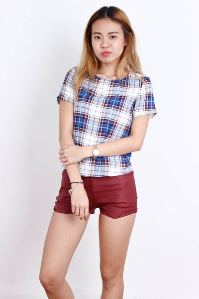 [THECLOSETLOVER] Checkered Everyday Tee