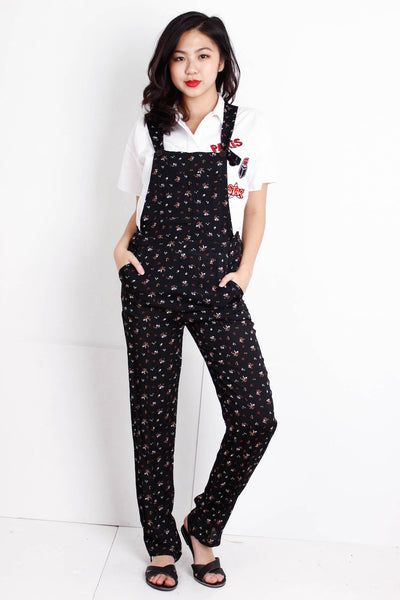 [ASOS] Dotted Jumpsuit