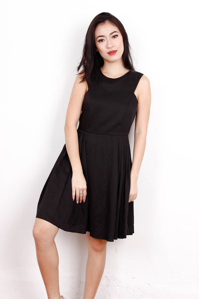 [LOVE BONITO] Basic Black Dress