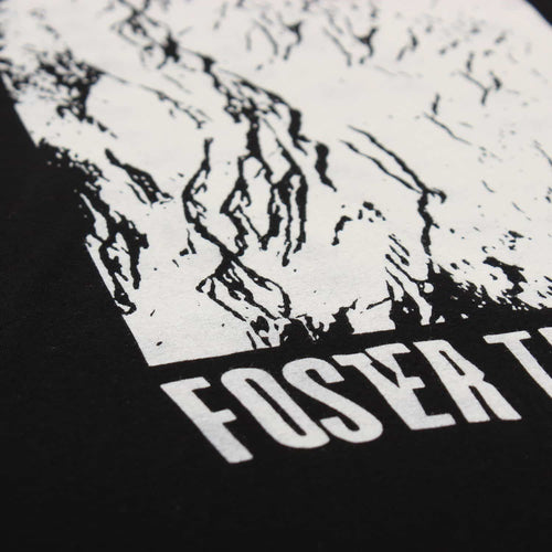 Foster the People Aluminum Roots Tee // Black